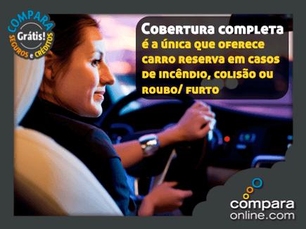 COBERTURA COMPLETA SEGURO AUTO
