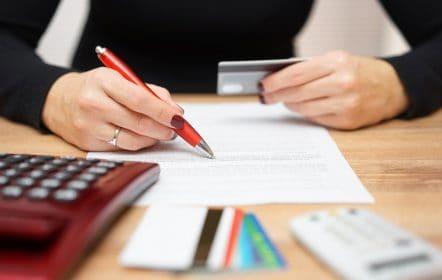 Negociar dívidas do cartão de crédito